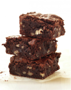 Brownies sans gluten