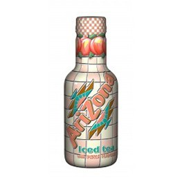 Arizona Peach Iced Tea Pet 500ml