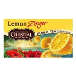 CS 20 Bags Her Tea Lemon Zinger