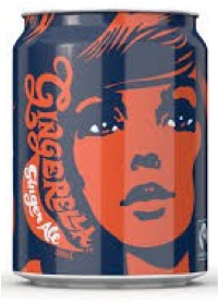 Karma Cola Gingerella Ginger 250ml