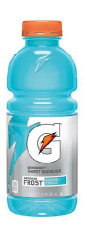 Gatorade Glacier Freeze 591ml