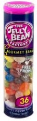 Jelly Bean Factory 36 Flavours Tube 100g
