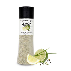 Cape Herb Lemon & Black Pepper Shaker Seasoning