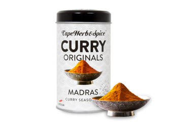 Cape Herb Curry Madras