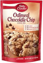 BC Oatmeal Chocolate Chip Cookie Mix 496g