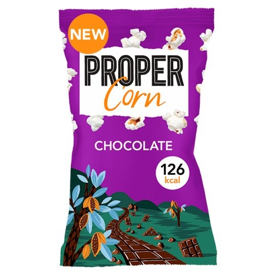 Proper Corn Chocolate Popcorn 26g