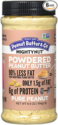 PB&CO Mighty Nut Powdered Peanut Butter 184g