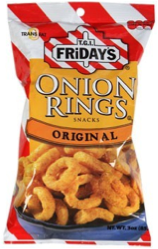 Friday's Onion Rings - Original 85g