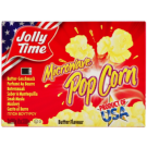 Jolly Time Microwave Popcorn Butter Flavor 300g