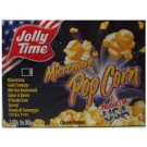 Jolly Time Microwave Popcorn Cheese Flavor 300g
