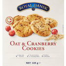Royal Dansk Oat & Cranberry Cookies 125g