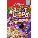 Kellogg's Froot Loops fruity marshmallows 357g