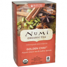 NUMI Golden Chai 6/18 ct